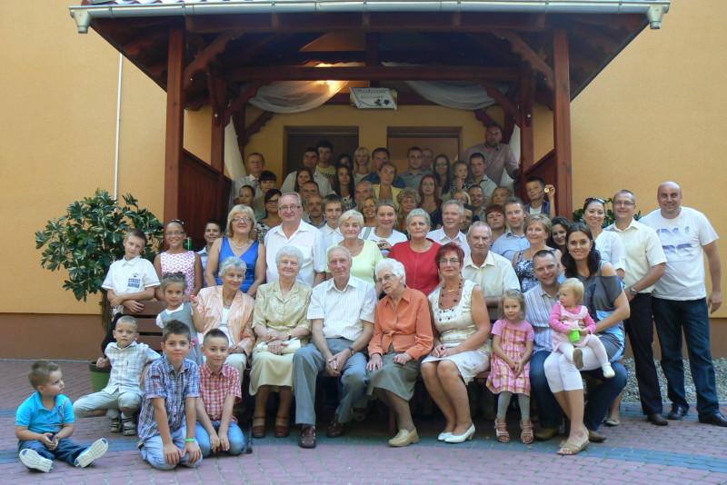 I zjazd rodzinny Matysikow